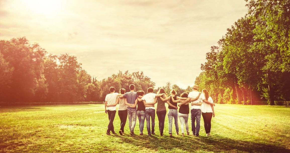 Chris Menzfeld - Loving one another - Szeressük egymást!
