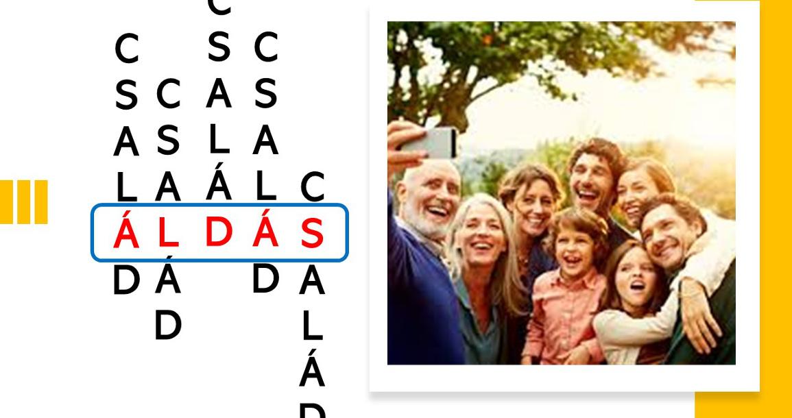Sipos Márk - Áldás & család